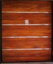 Portón Modelo Wood